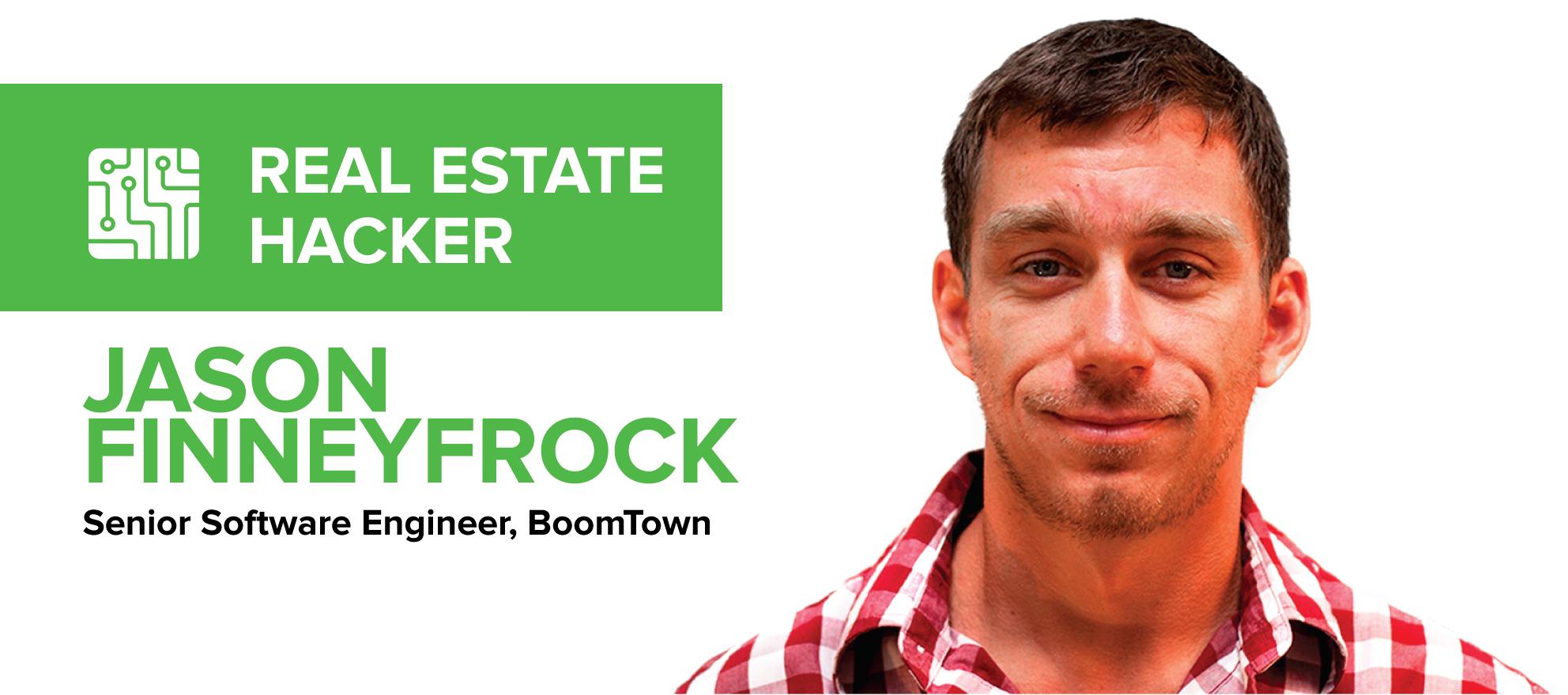 Massaging the pain points: Jason Finneyfrock, real estate hacker