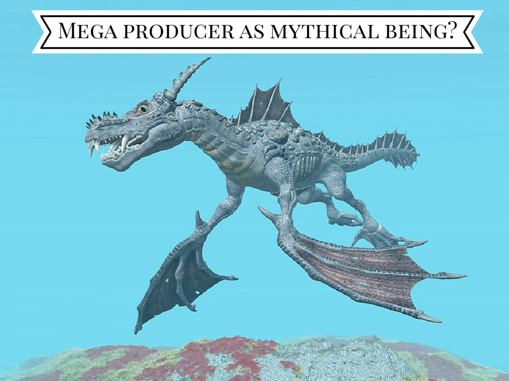 5 myths about mega producers