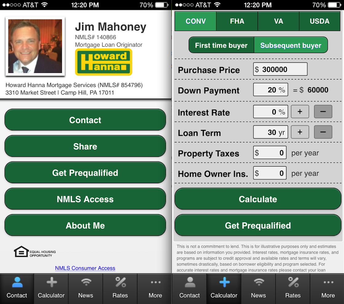 Big real estate brokerage rolls out its own mortgage app