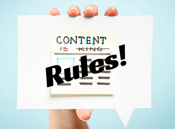 5 content marketing rules to master real estate lead gen