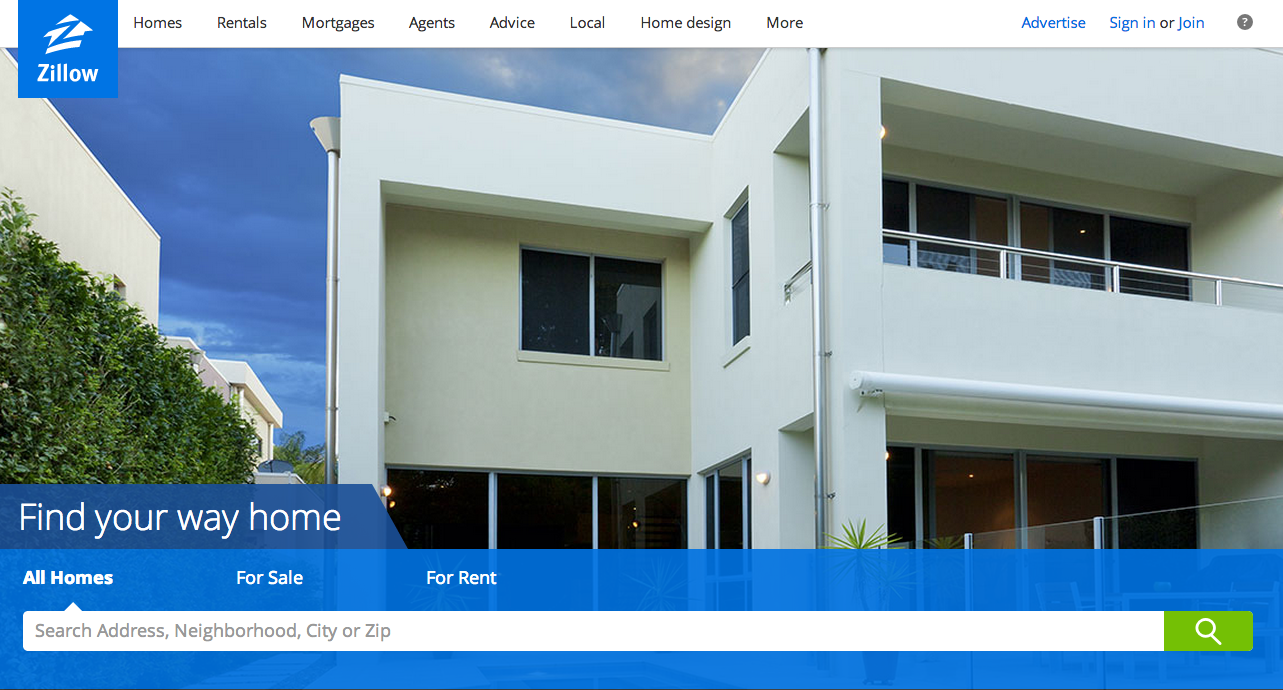 Zillow highlights listing agents in website revamp