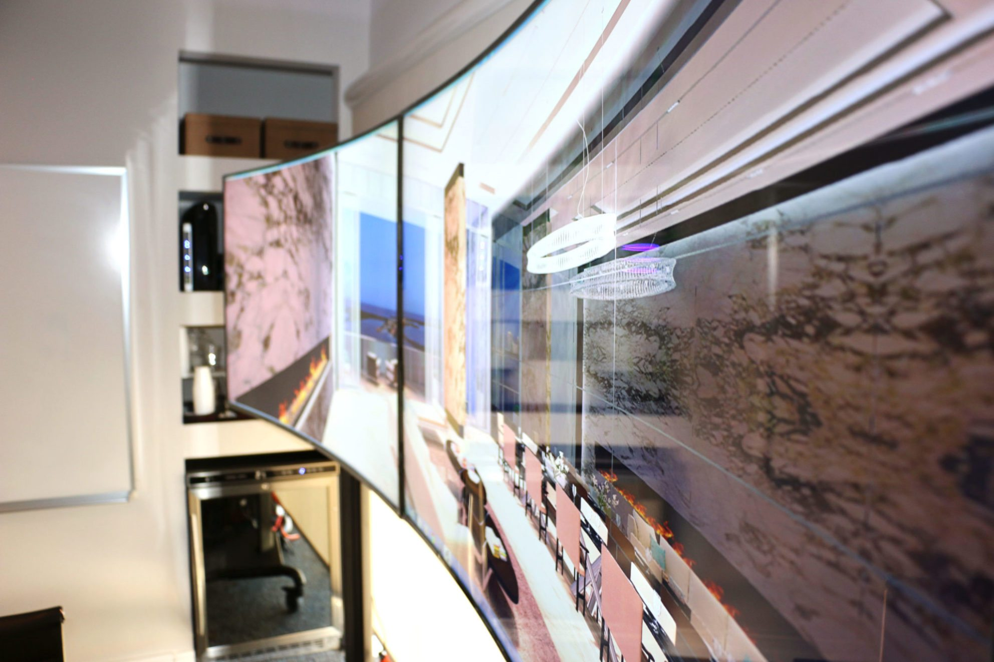 Latest 3-D tech triggers vertigo