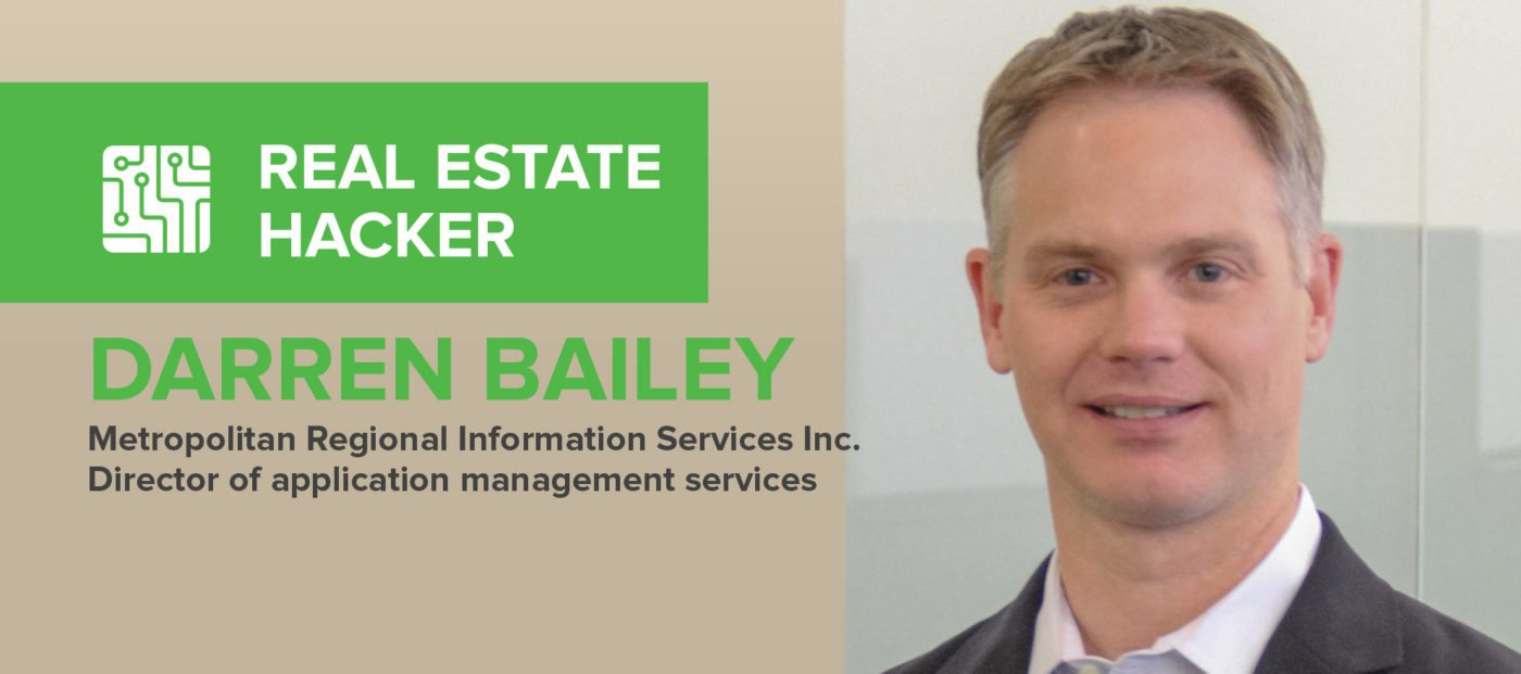 Darren Bailey: 'Tech needs to catch up quickly to provide brokers and agents the modern experience they deserve'