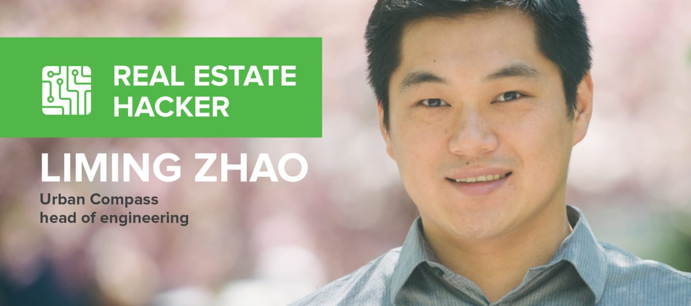 Liming Zhao: 'a citizen of technology who wandered into land of real estate'
