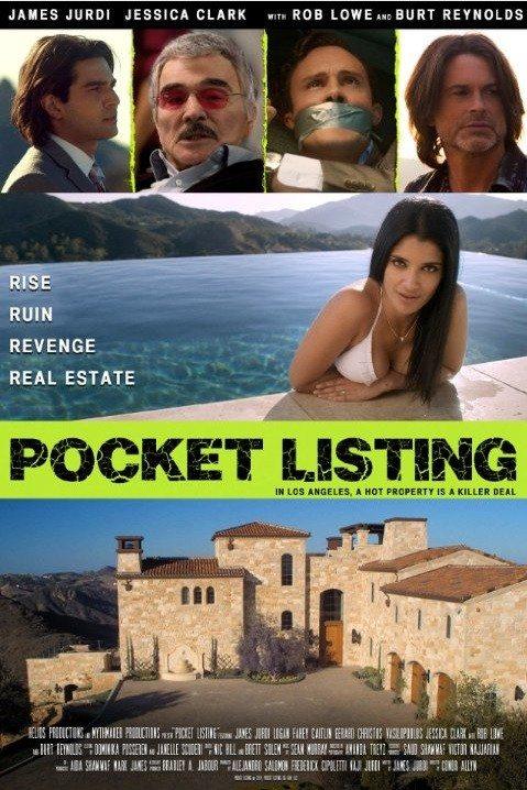 """Promotional poster for """"Pocket Listing"""" credit: IMBD.com."""