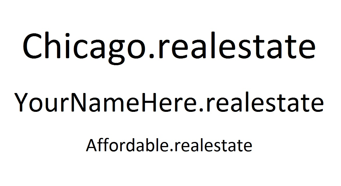 NAR beats out 3 other firms to manage .realestate top-level domain