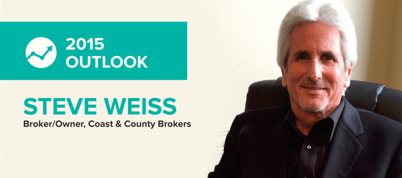 Steve Weiss: 'Inventory has and will continue to play a huge role'
