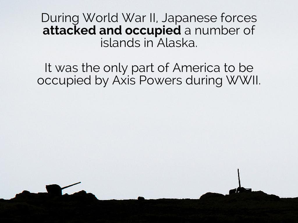Alaska WWII