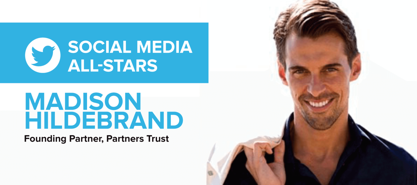 Inside Madison Hildebrand's world of social media