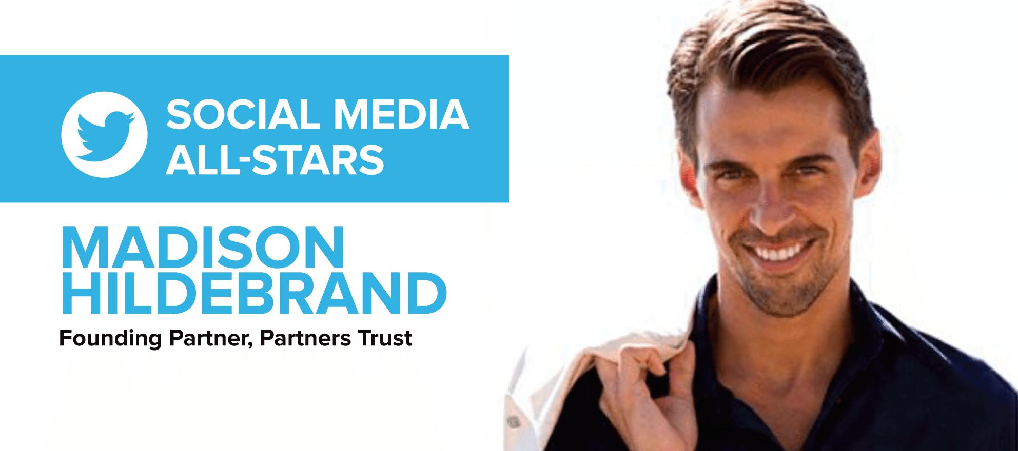 Inside Madison Hildebrand's world of social media