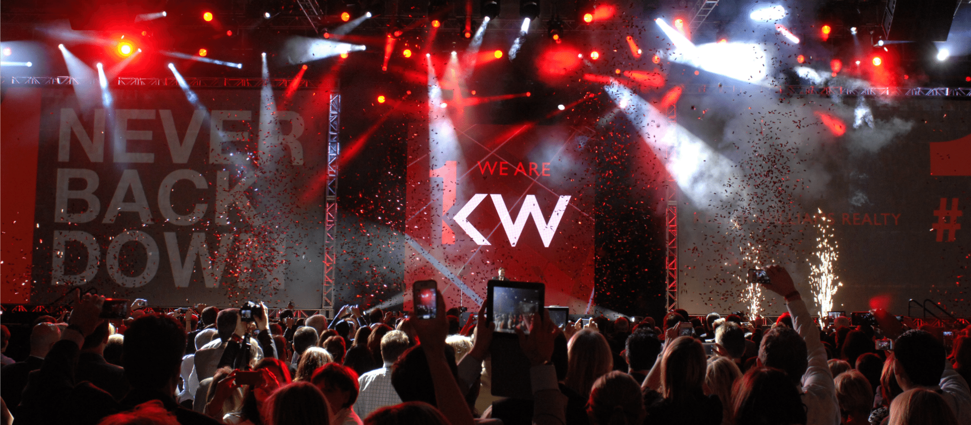 Keller Williams Realty announces major management change