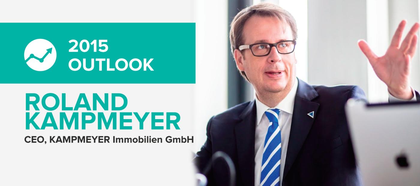 Roland Kampmeyer gives an international economic outlook