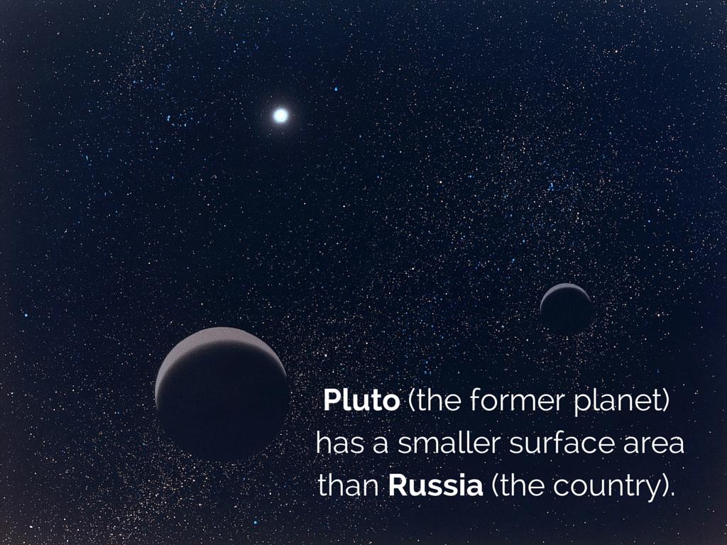 Russia Pluto