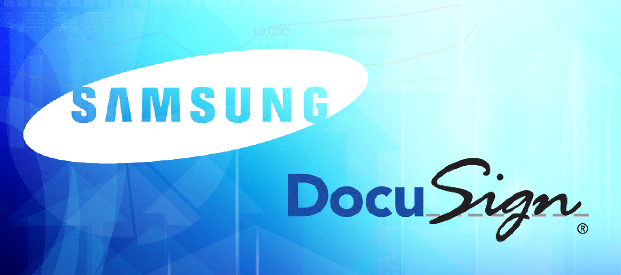 Samsung Ventures backs DocuSign