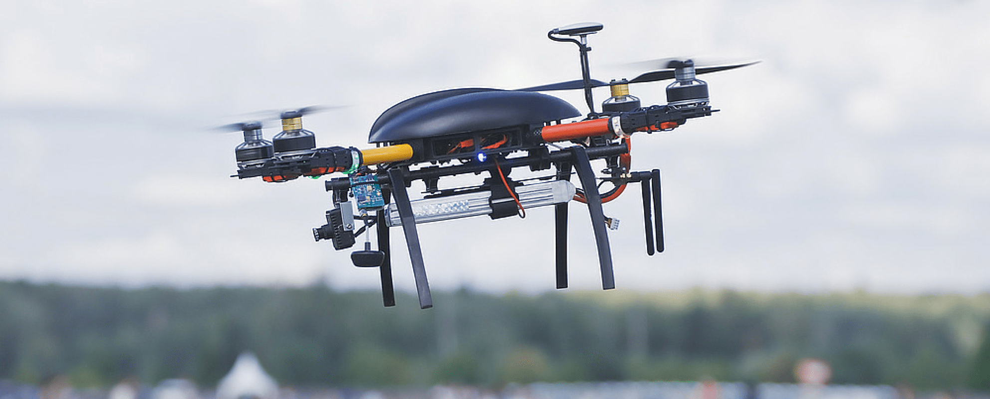 FAA proposes long-awaited drone rules