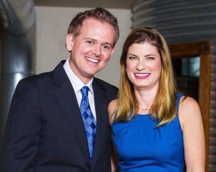 Julie and Tim Harris