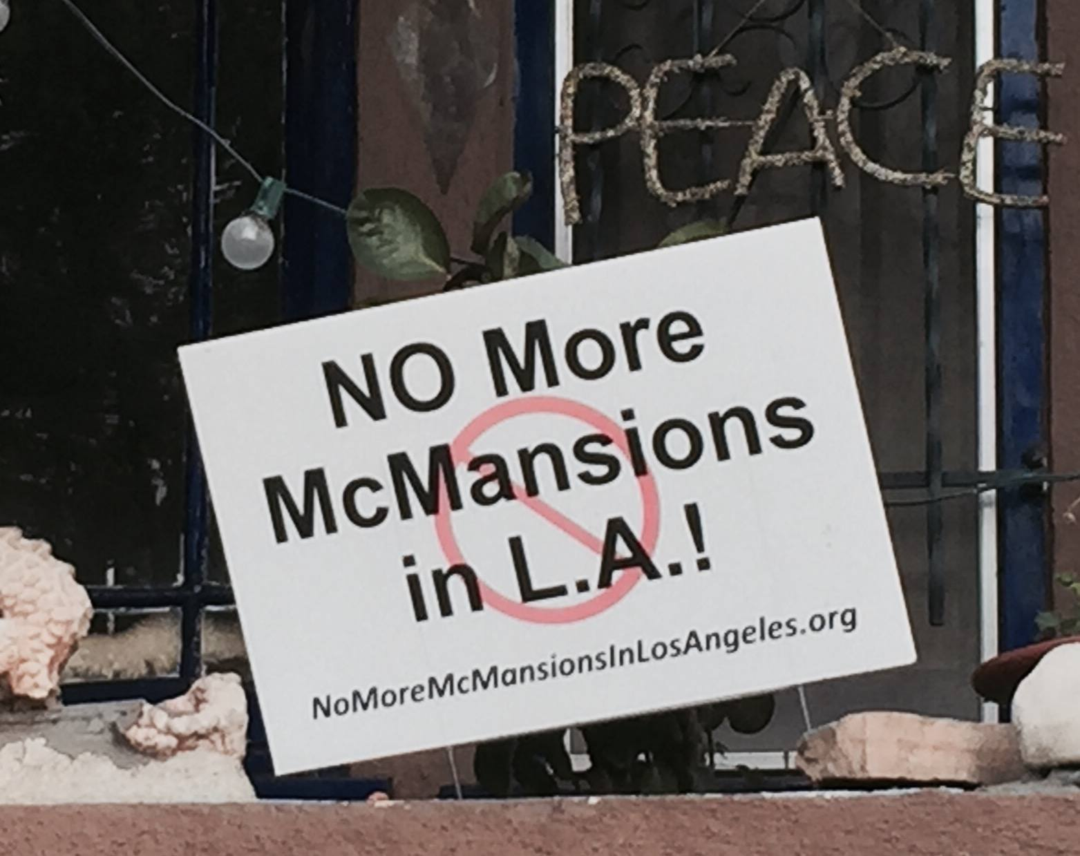 NoMoMcMansions