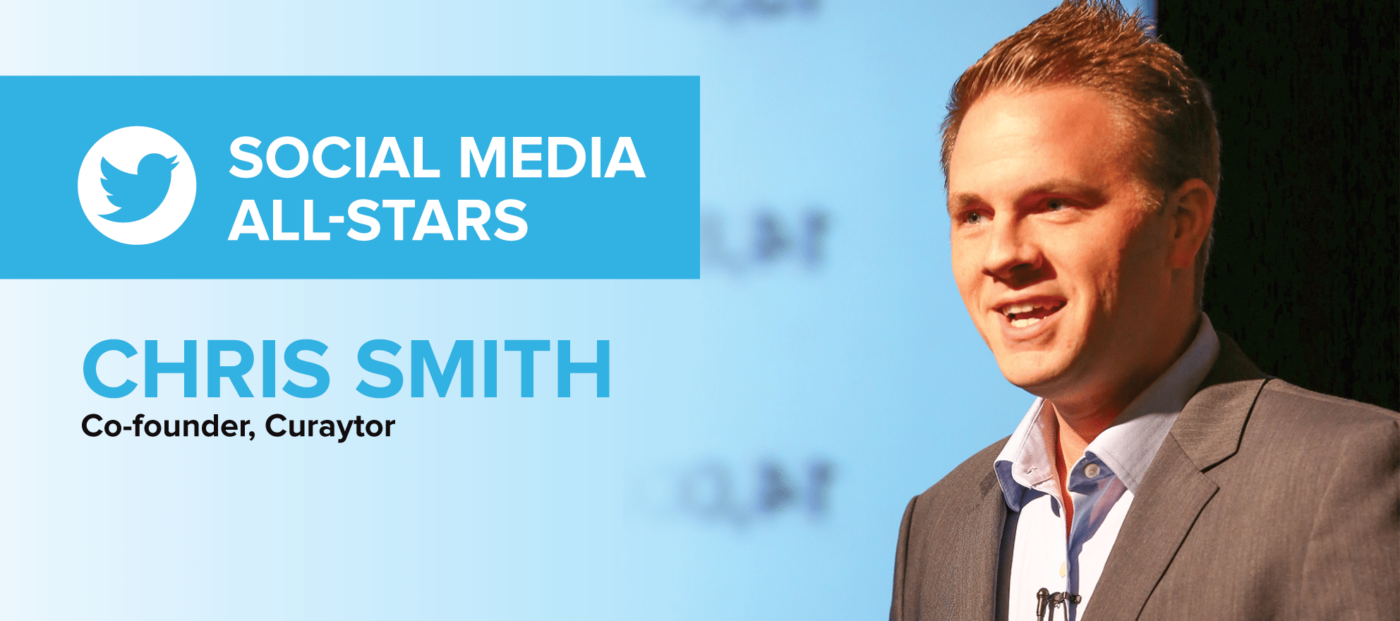 Chris Smith: 'You have to give to get'