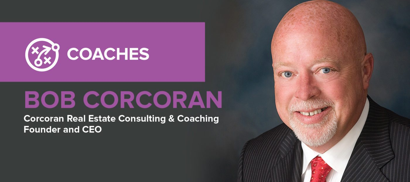Coach Bob Corcoran: 'A balance between work and home life is essential'