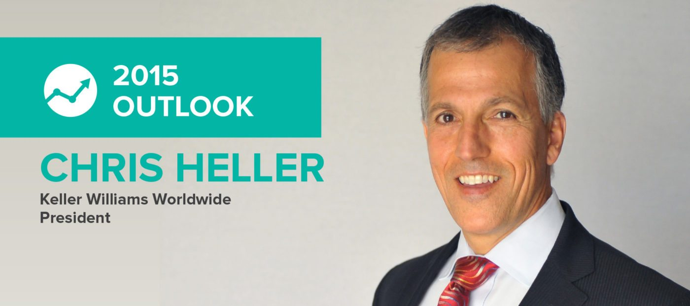 Chris Heller: 'There's always business for agents who are willing to work'