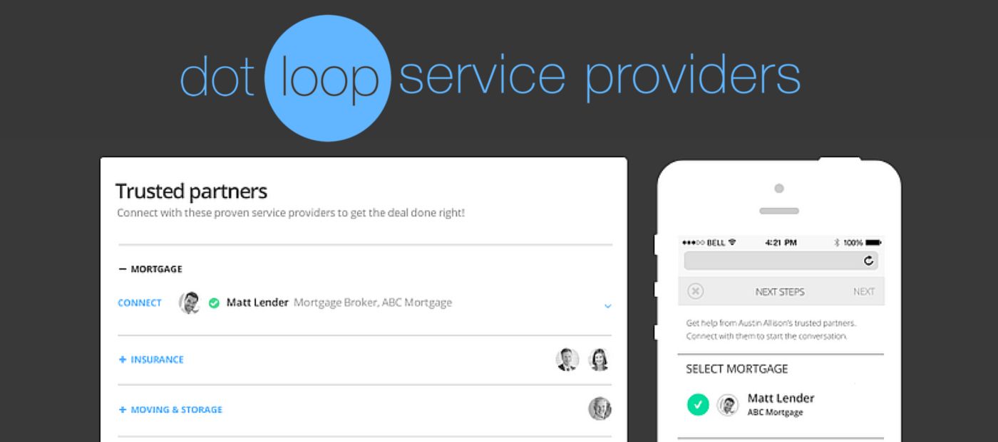Dotloop streamlines referrals to brokers' favorite lenders, title insurers
