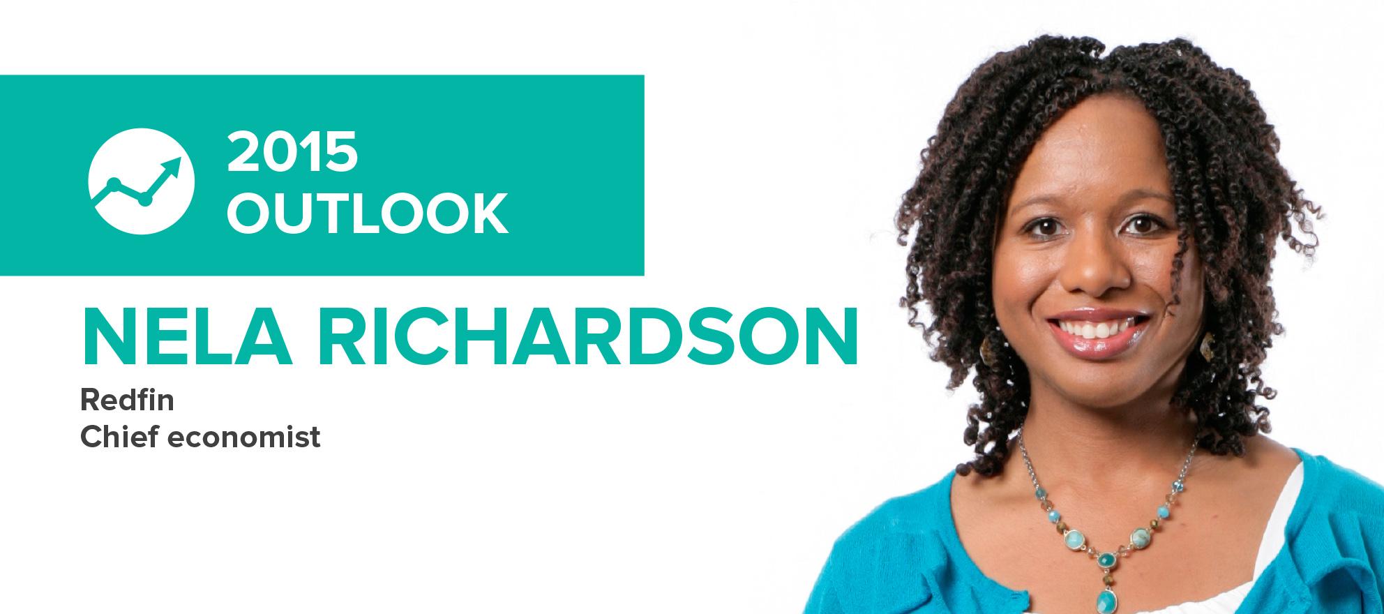 Nela Richardson: 'One of the bigger juggernauts of the market finally loosens up next year'