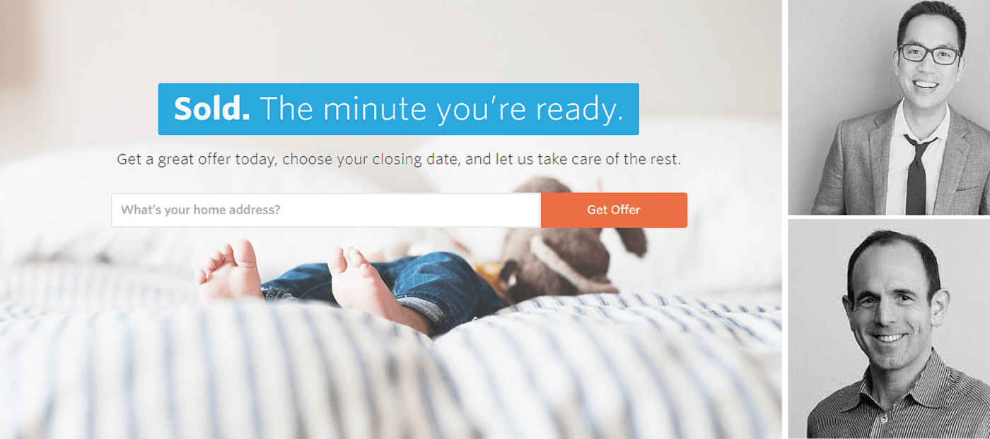 Next-gen home valuation: Opendoor will buy your house