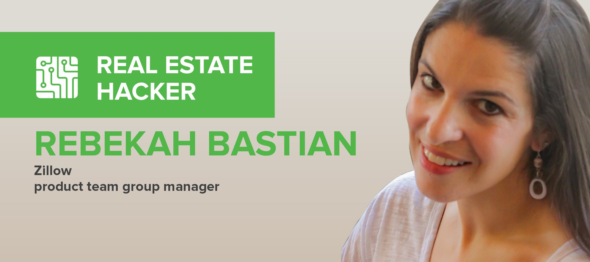 Rebekah Bastian: 'I want to make sure great agents get all the business'