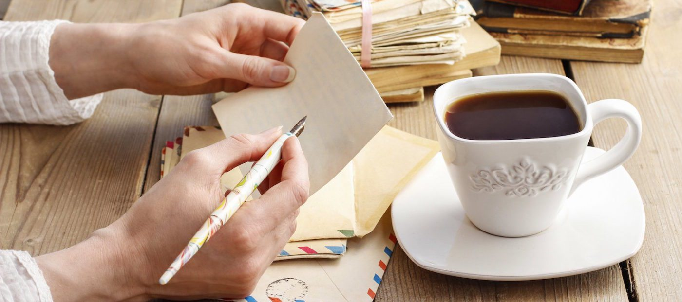 Why a handwritten note is my secret weapon