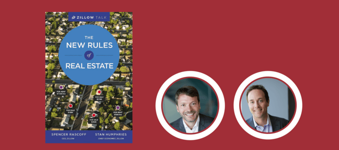 Zillow execs write tell-all book -- about real estate