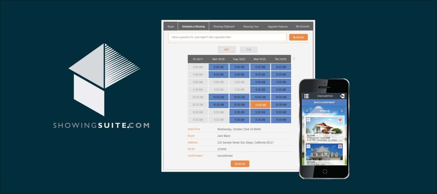 Showing Suite offers free showing scheduling system to MLSs