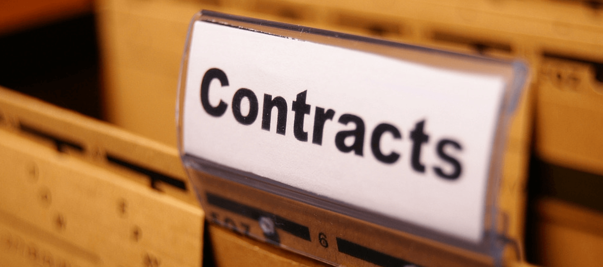 Preprinted real estate contracts could get you fined