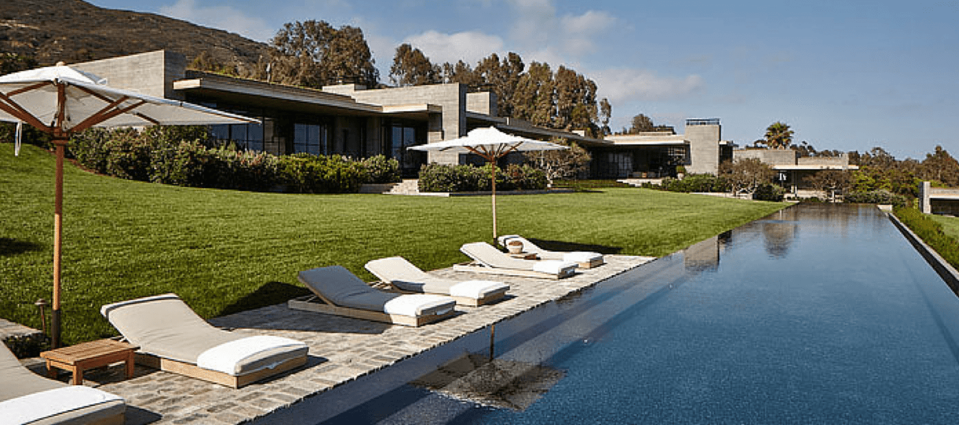 TMZ and Architectural Digest flip out over Beverly Hills broker's home