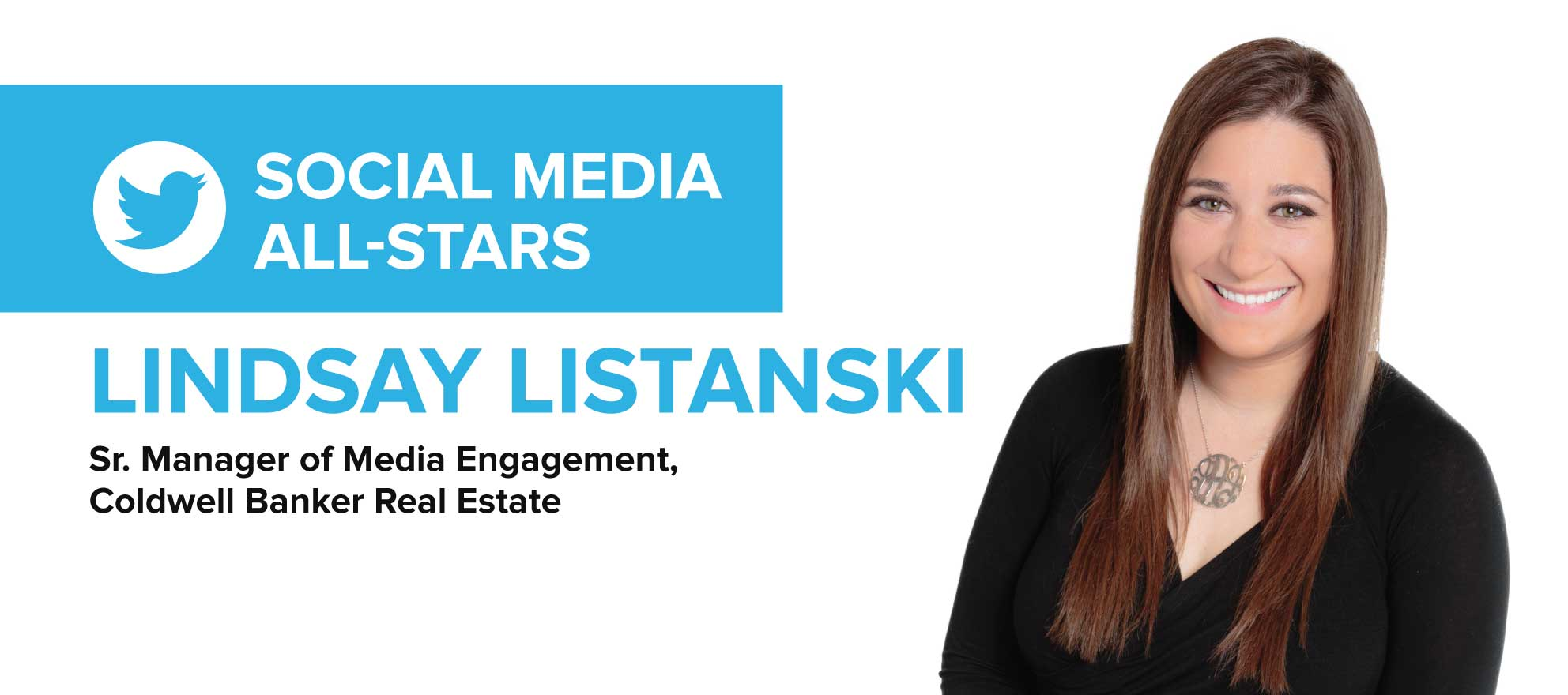 Lindsay Listanski: 'Social media makes the world a smaller place'