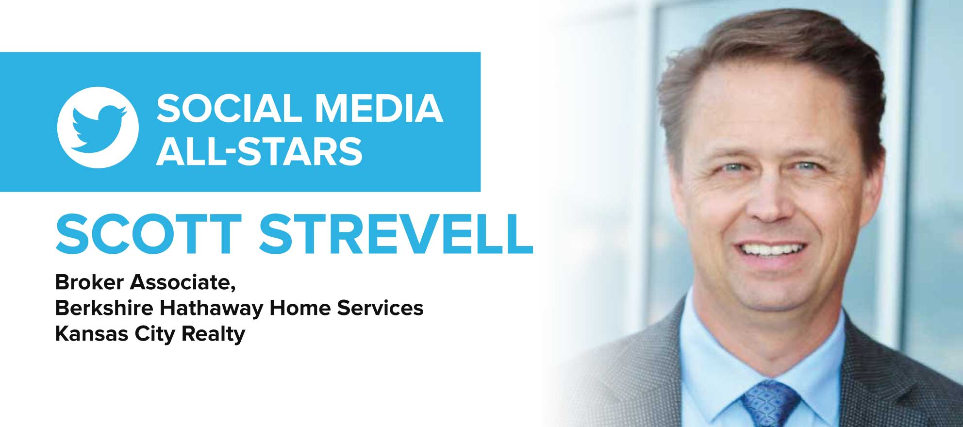 Scott Strevell: 'Local content produces our best results'