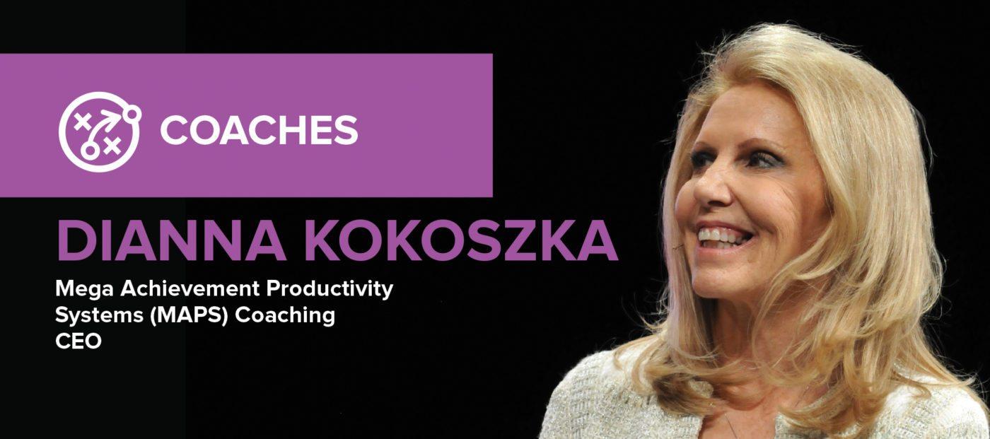 Dianna Kokoszka: 'When you change their thinking, you change the world'