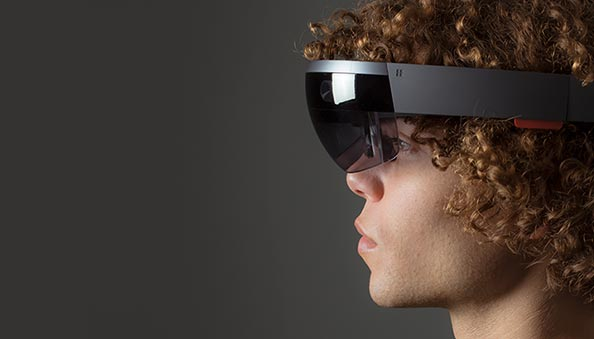 Hololens from Microsoft