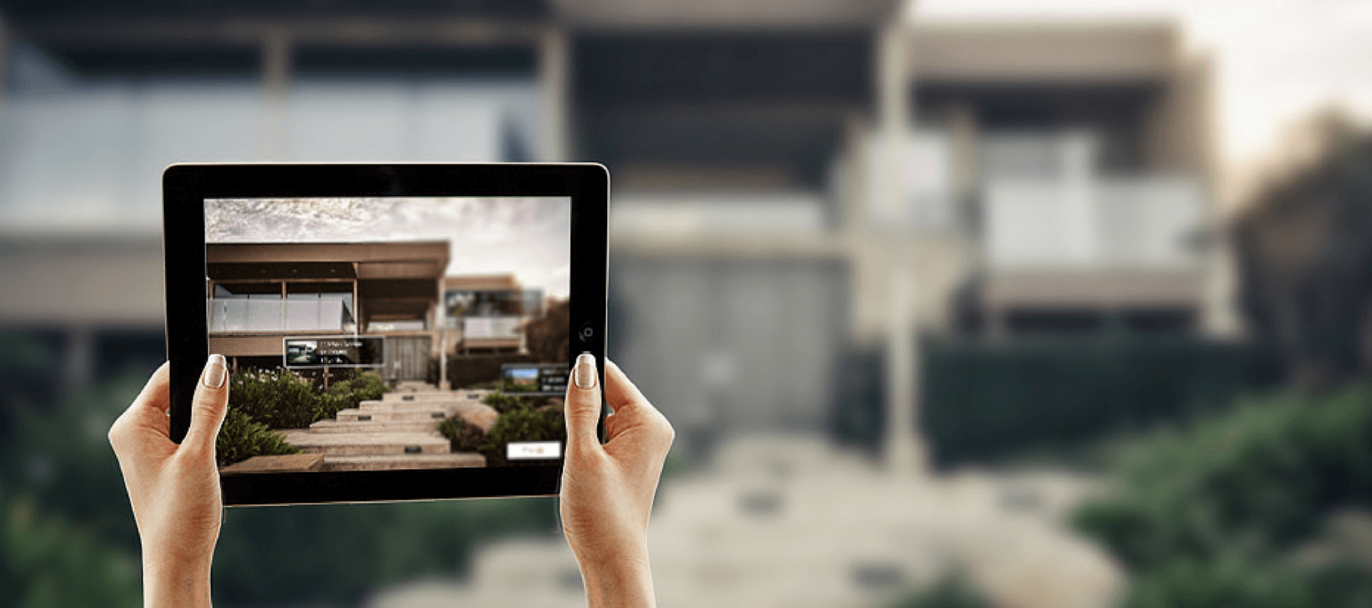 Developer of augmented reality app for listings lands $1.8M