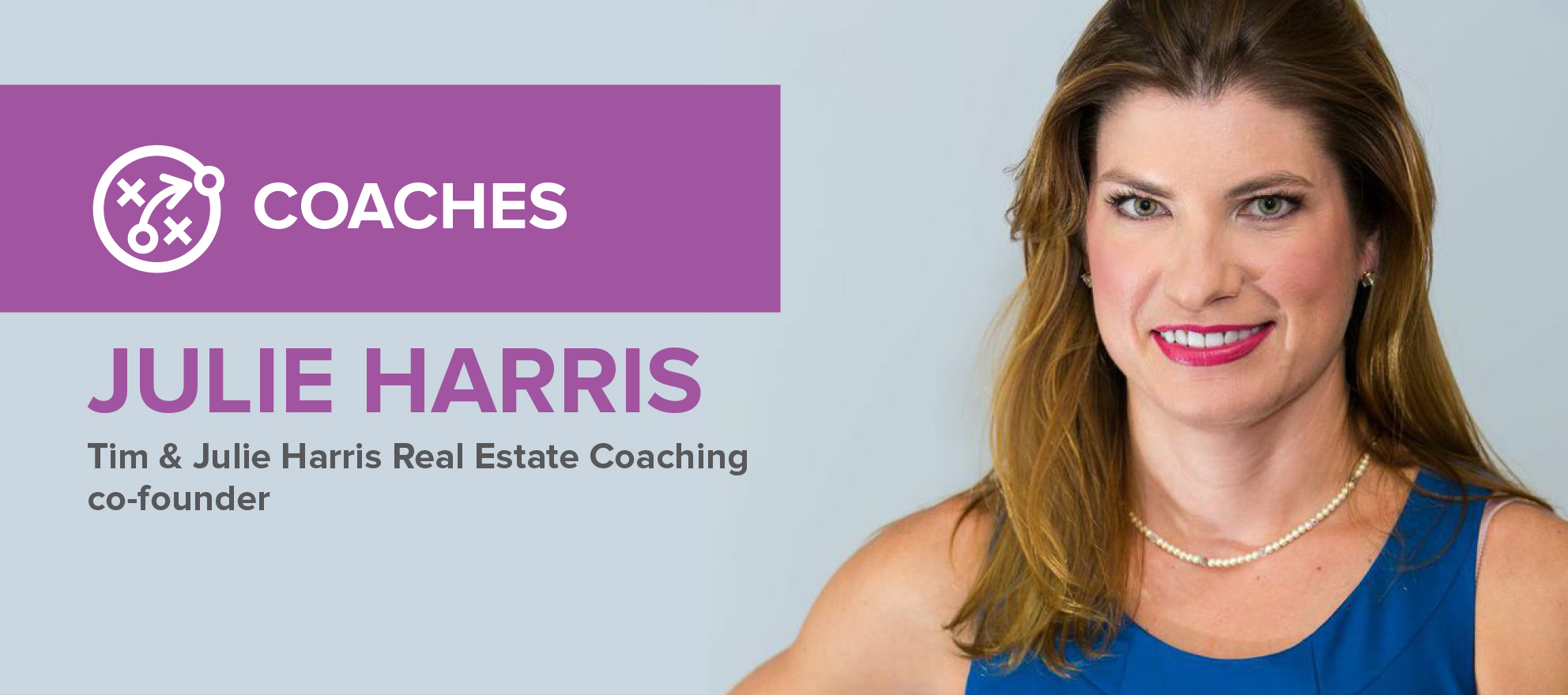 Julie Harris: 'My goal is to provide overwhelming value to my agents'
