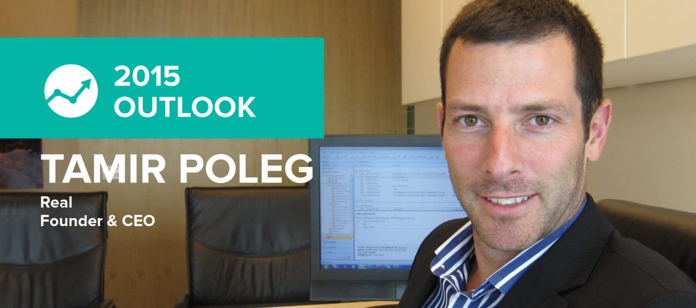 Tamir Poleg: 'Many agents are still struggling to make it through the month'
