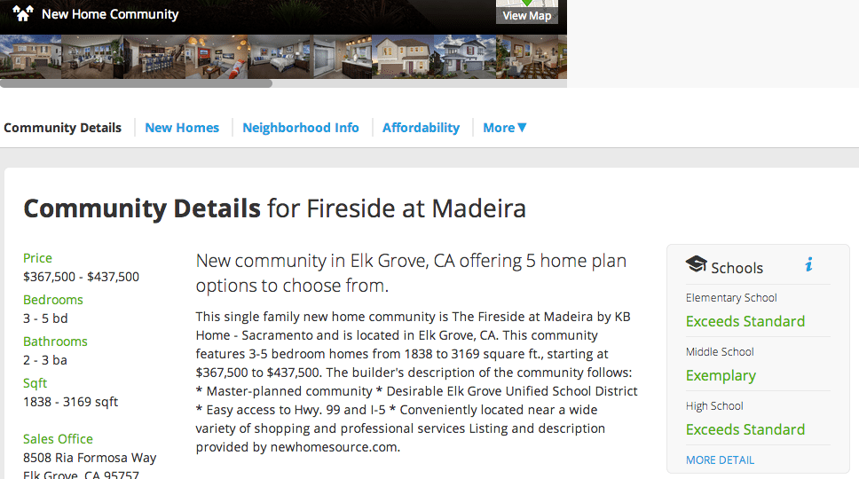 trulia fireside at madeira