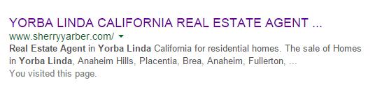 real estate snippet