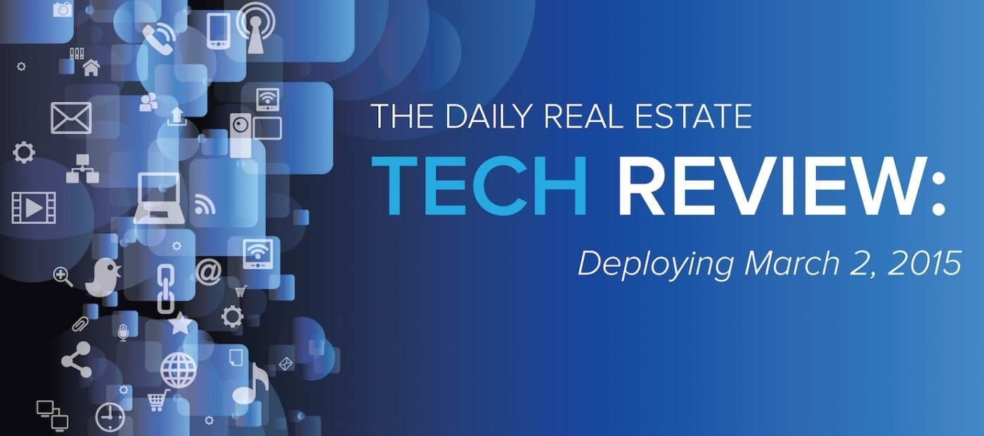 Inman announces daily real estate technology reviews -- coming next week