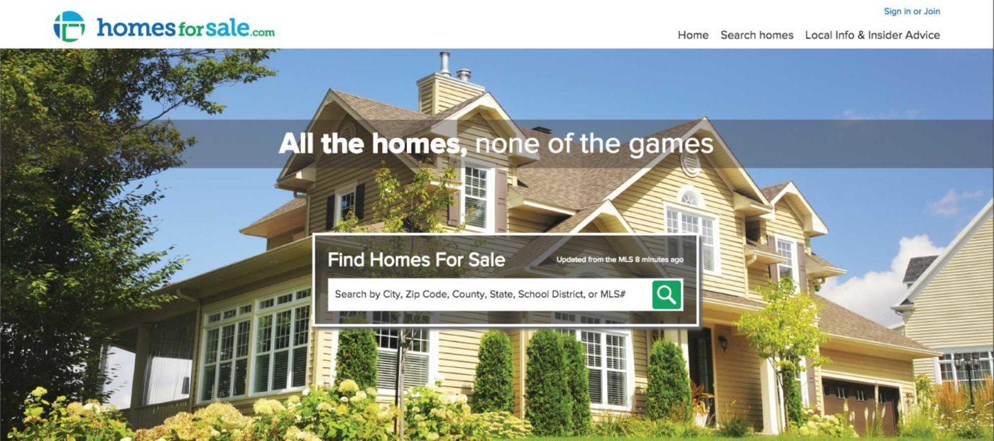 America's biggest brokerage launches national search portal