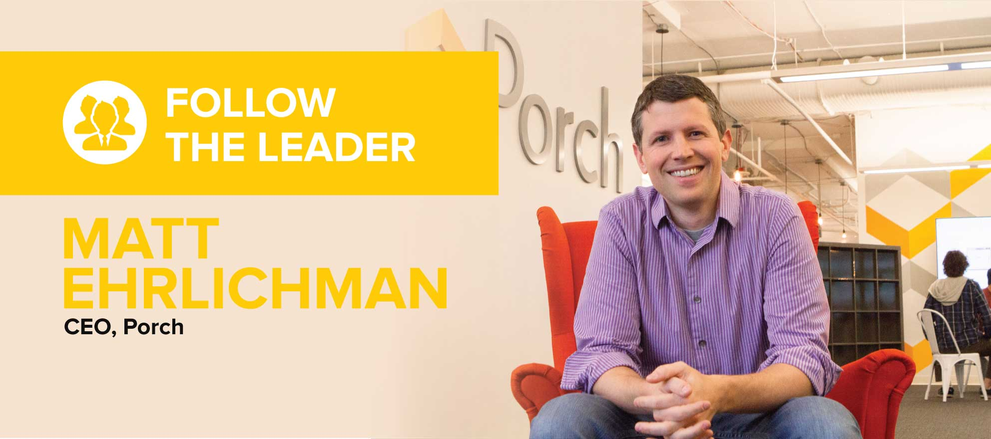 Matt Ehrlichman: 'Homeowners are going to have more control over how their stories get told'