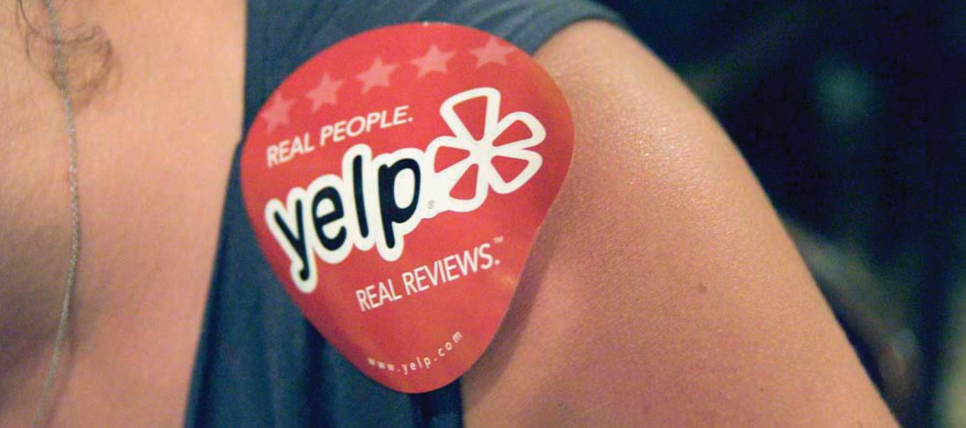 Broker in court seeking identity of Yelp reviewer