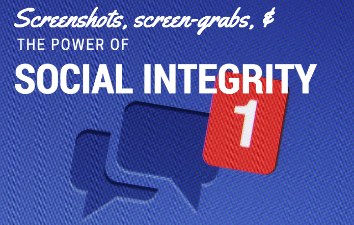 Real estate social brand integrity in an era of screenshots and copy-and-paste
