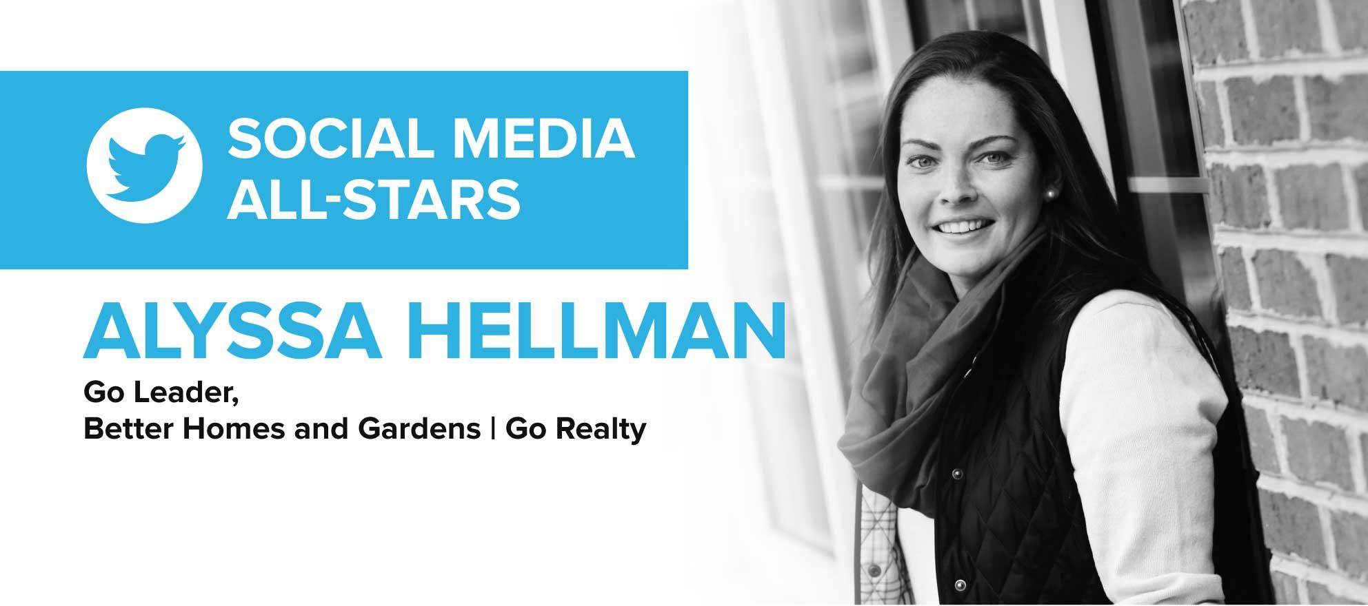 Alyssa Hellman: 'I never operate as a business on social media'