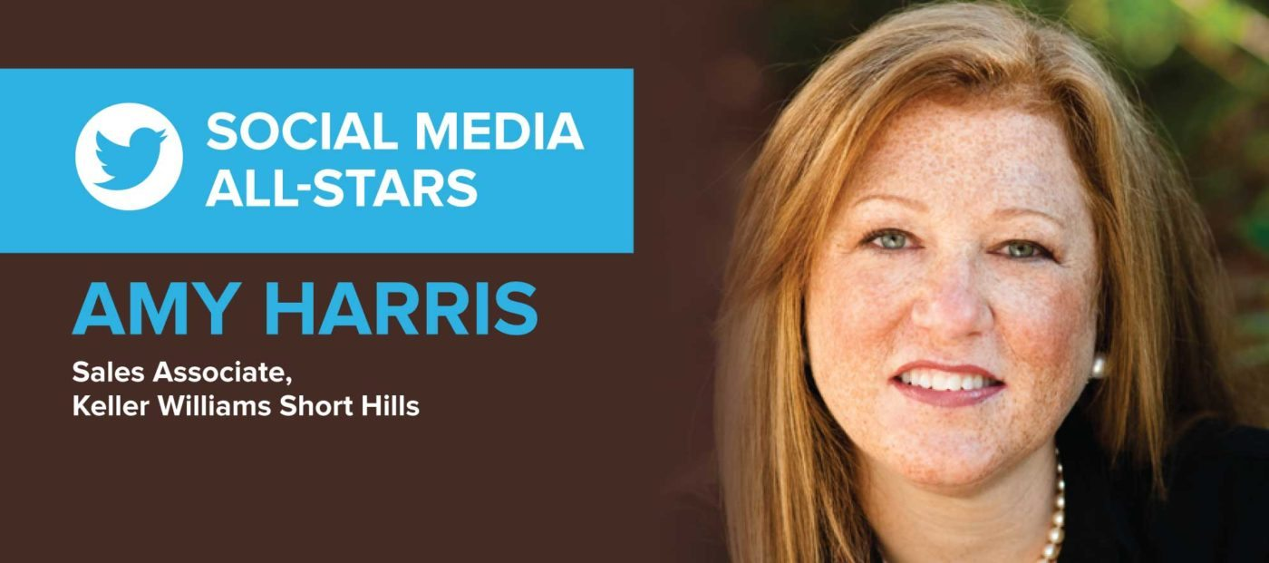 Amy Harris: 'Social media gives my brand a big reach'