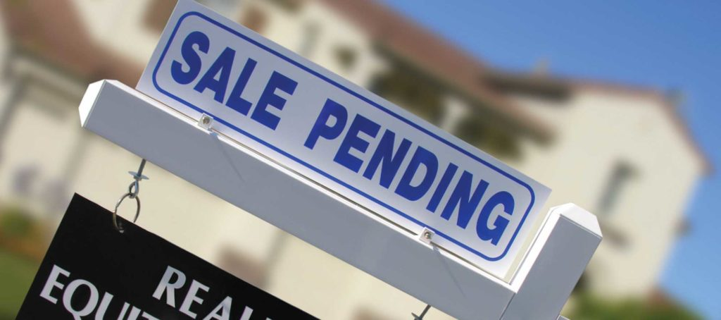 Home prices are so high, pending sales have dropped for 7 months in a row